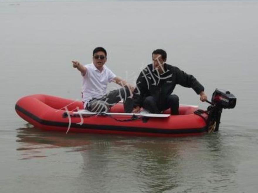 WH4人橡皮艇