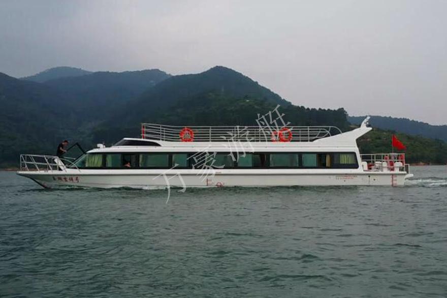 WH2000商务艇