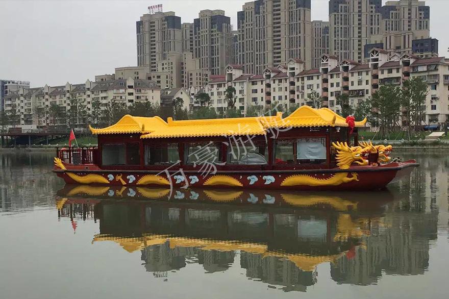 WH1580画舫船