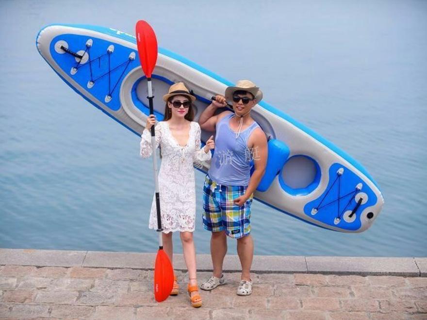WHK2双人皮划艇