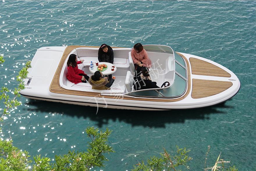 WH600新款休闲艇