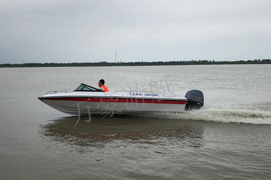WH600休闲艇