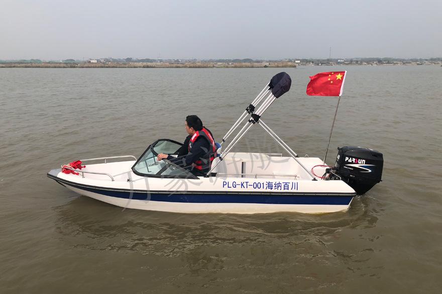 WH430休闲艇