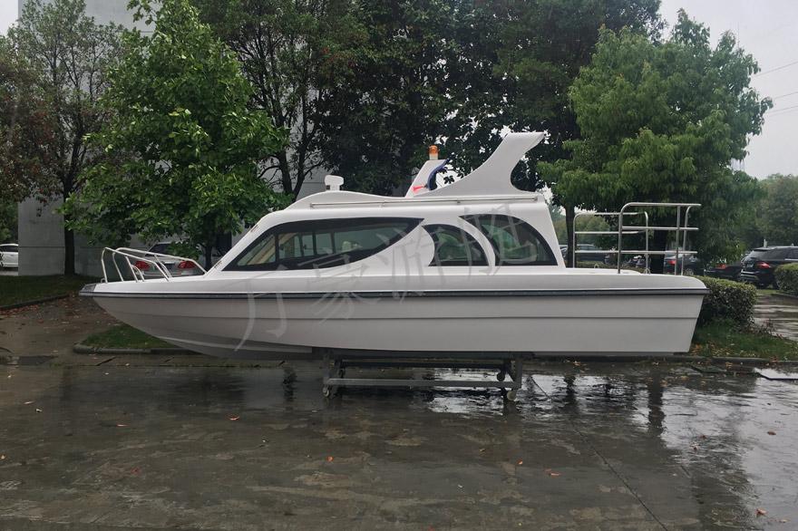 WH680电动公务艇