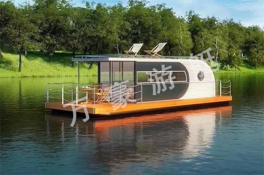 WH980铝合金房船