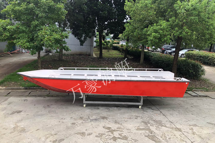 WH530铝合金冲锋舟