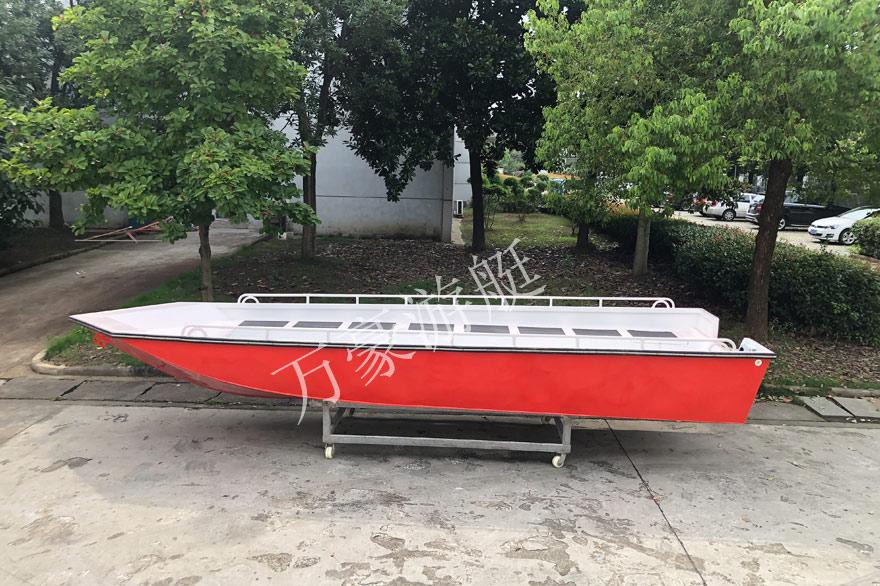 WH600铝合金冲锋舟